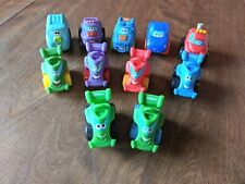 Tonka Cars & Trucks Plastic Toddler Lot of 11 Cars, Race Cars, Truck, Van