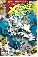 X-FORCE #17 MARVEL COMICS 1992 BAGGED AND BOARDED