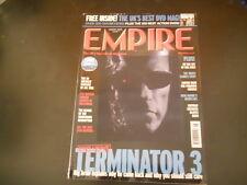Arnold Schwarzenegger, Demi Moore, Quentin Tarantino - Empire Magazine 2003