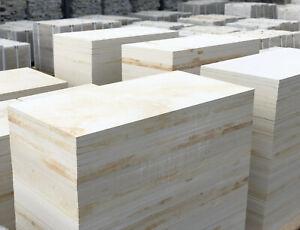 Natursteinplatten 80x60x2cm Sandstein Hofplatten Pflasterstein Terrassenplatten