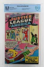Brave and The Bold #30 - CBCS 5.5 FN- DC 1960 - 3rd App of The Justice League!!!