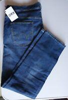pantalon Jeans EDWIN neuf étiquette Japan ED-80 red listed selvage bleu W36 L34