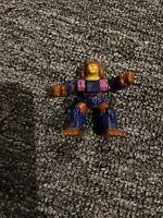 Rare Vintage 1987 Battle Beasts #61 - Pixilated Pointer - Hasbro Takara Figure