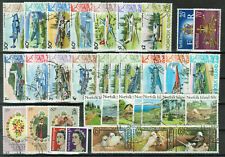 Norfolk Island - Lot of 34 Used Stamps, 169