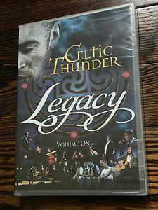 Celtic Thunder / Legacy: Volume One (DVD) (NEW) - Celtic Thunder - DVD