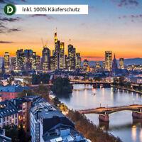 Main 3 Tage Frankfurt Single-Urlaub Hotel Concorde Reise-Gutschein 4 Sterne