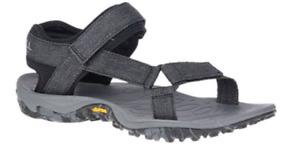 Merrell Kahuna Web Black Eco Strappy Sandal Men's sizes 7-15 NIB!!