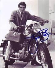JAMES BROLIN Signed MOTORCYCLE Photo w/ Hologram COA