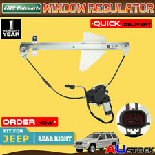 For Jeep Grand Cherokee WG 2001-2004 Rear Right Window Regulator Assembly