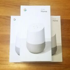 SEALED!!! Google Home - Smart Speaker & Google Assistant, Light Grey & White