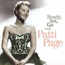 PATTI PAGE - READY, SET, GO WITH PATTI PAGE NEW CD
