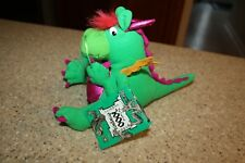 "Land of 1000 Dragons Plush 7"" DRAGON Lucky PEARL Museum FINE ARTS Boston NWT"
