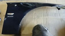 2006-2011 BMW 328Xi E90 LCI SULEV FRONT RIGHT PASSENGER FENDER COVER BLUE OEM