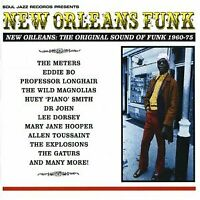 Soul Jazz Records Presents - New Orleans Funk: The Original Sound of [CD]