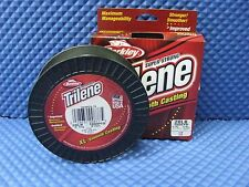 Berkley Trilene XL 20 lb 1000 yd CLEAR Fishing Line XLEP20-15  MFD. 5/4/2015