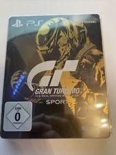 Gran Turismo Sport - Steel Book Edition  - [PlayStation ... | Game | Zustand gut