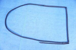 Lexus LX470 Rear Door Weatherstrip w/Clips Driver Side (on the door) 03-07 OEM