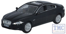 76XF004 Oxford Diecast 1:76 Scale OO Gauge Jaguar XF Saloon Ultimate Black