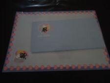 SET DE PAPIER à LETTRES CALIMERO - 10 papiers à lettres + 6 enveloppes