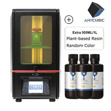 ANYCUBIC LCD/SLA PHOTON Impresora 3D UV Resina Desktop 3D Printer Light-Cure EU