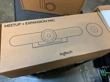 OB Logitech Meetup + Expansion MIC Video Conferencing 960-001201