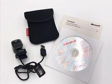 Microsoft LifeCam HD-6000 720p HD Webcam for Notebooks, Black