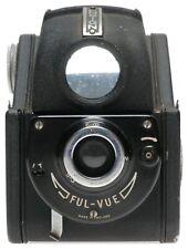 Ensign Ful-Vue Model Ii Box Type Viewfinder Camera Vintage