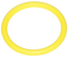 BMW Yellow Rubber Coolant O-Ring Seal Gasket 19x2.5mm 11532248435