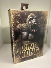 NECA King Kong Figure LOOSE