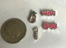 Golf Bogie Putt Hole In One Mom Love  Charm Fits Origami Owl Living Locket