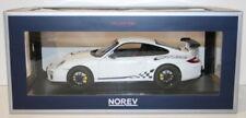 Voitures, camions et fourgons miniatures noirs NOREV pour Porsche