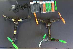 Quadrocopter, Tricopter, Drohne