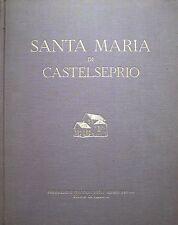 SANTA MARIA DI CASTELSEPRIO - SANTA MARIA FORIS PORTAS - COPIA NUMERATA