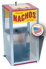 Paragon 100 Quart Warmer /Merchandiser (Nacho Chips, Popcorn, Peanuts)
