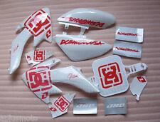 Pit Bike Honda Crf 50 Graphics w/ Plastics DC shoes 3M