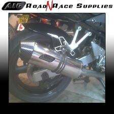 Suzuki BANDIT 1200 2000-2005 A16 Stainless Exhaust with Carbon Cap & Link Pipe