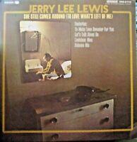 Jerry Lee Lewis-She Still Comes Around-LP-1969-VG+/VG+