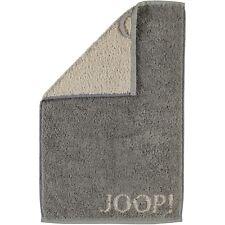 Joop! Frottier Handtuch Duschtuch Gästetuch 1600 Classic 70 Graphit Taupe