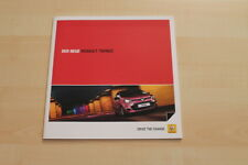 73181) Renault Twingo Prospekt 12/2011