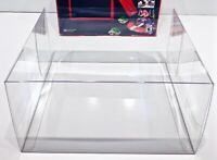 1 Console Box Protector For The NINTENDO WII MINI   Clear Custom Display Case