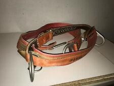 New listing W.M. Bashlin Co. Linesman Climbing Belt