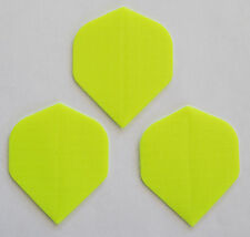 Nylon Fabric (Cloth) Dart Flights - Yellow