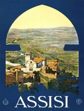 Travel Blue Art Posters