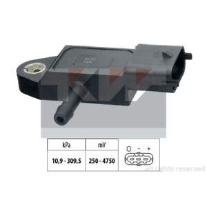 1 Capteur de pression barométrique, adaptation à l'altitude KW 493 144