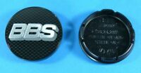 BBS Felgendeckel Embleme carbon/chrom 56mm 09.24.281