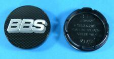 BBS Felgendeckel Embleme carbon/chrom 56mm 09.24.281