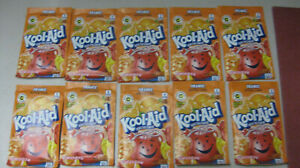 Kool-Aid Drink Mix Orange 20 Count