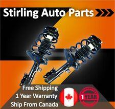 2010 2011 2012 For Chevrolet Malibu Front Complete Strut & Spring Assembly x2