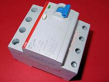ABB FI-Schutzschalter F204A-63/0,03  63A  30mA  4-polig