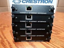 One (1) Crestron C2ENET-1 Single Port Ethernet Card for PRO2 AV2